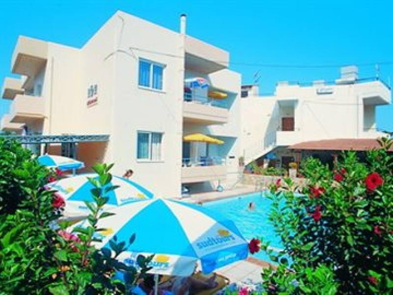 Appartementen Alexandros - Agia Marina - Chania Kreta